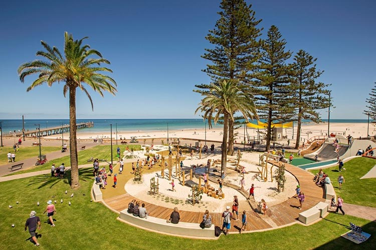 The best parks in adelaide for summer relaxation true for Australian institute of landscape architects